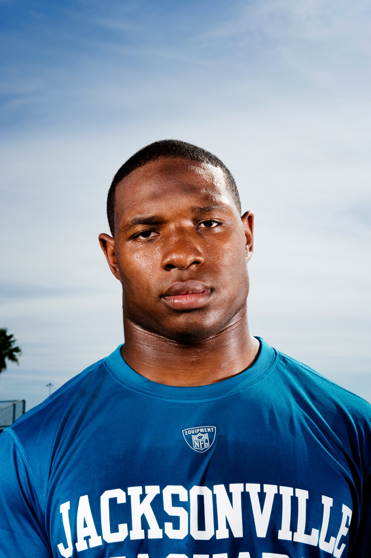 Maurice Jones Drew Jacksonville Jaquars Football Photography
