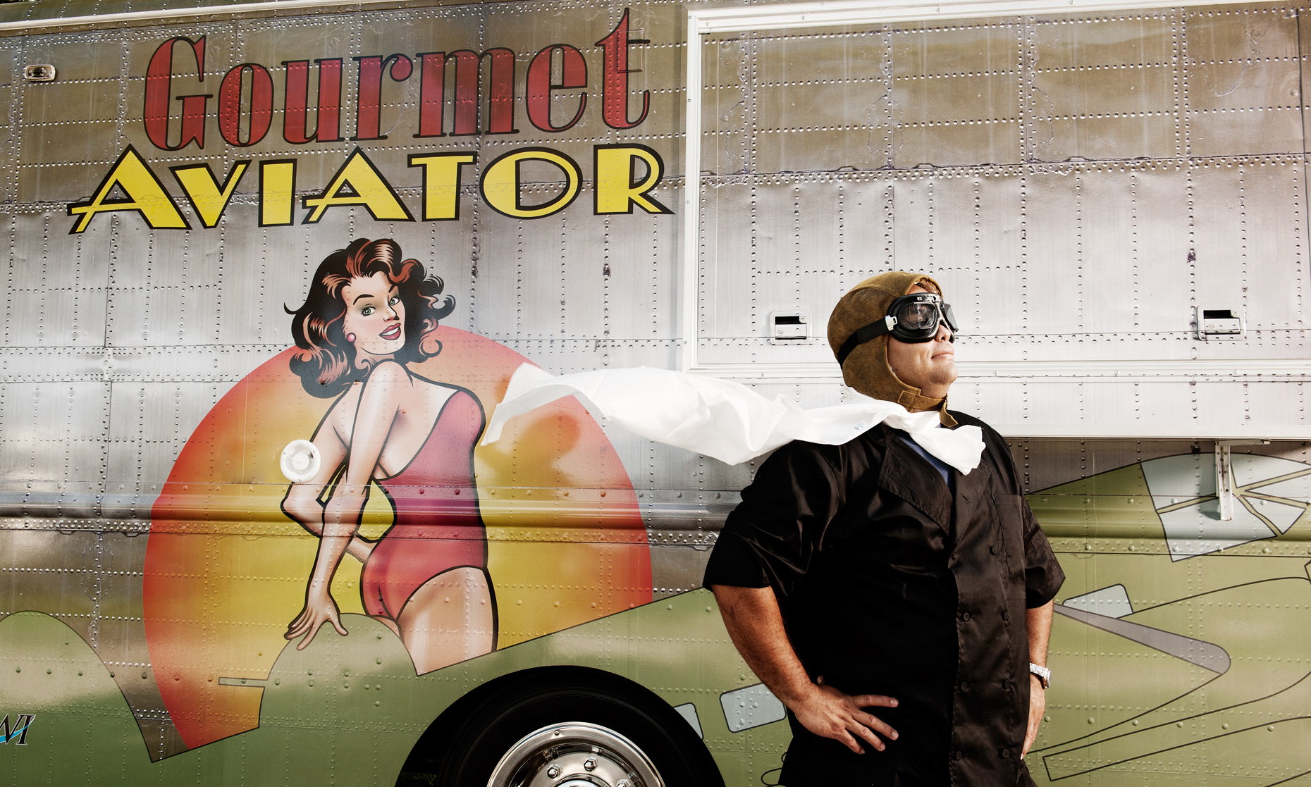 Food, Editorial, Advertising and Corporate Studio and Location Photography Jacksonville, Florida  Food Truck Gourmet Aviator